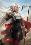 Edelgard. Patreon reward