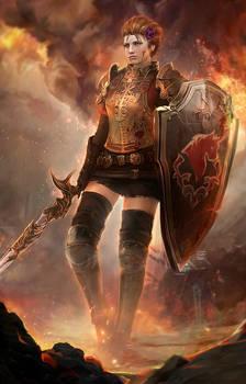 War Maiden