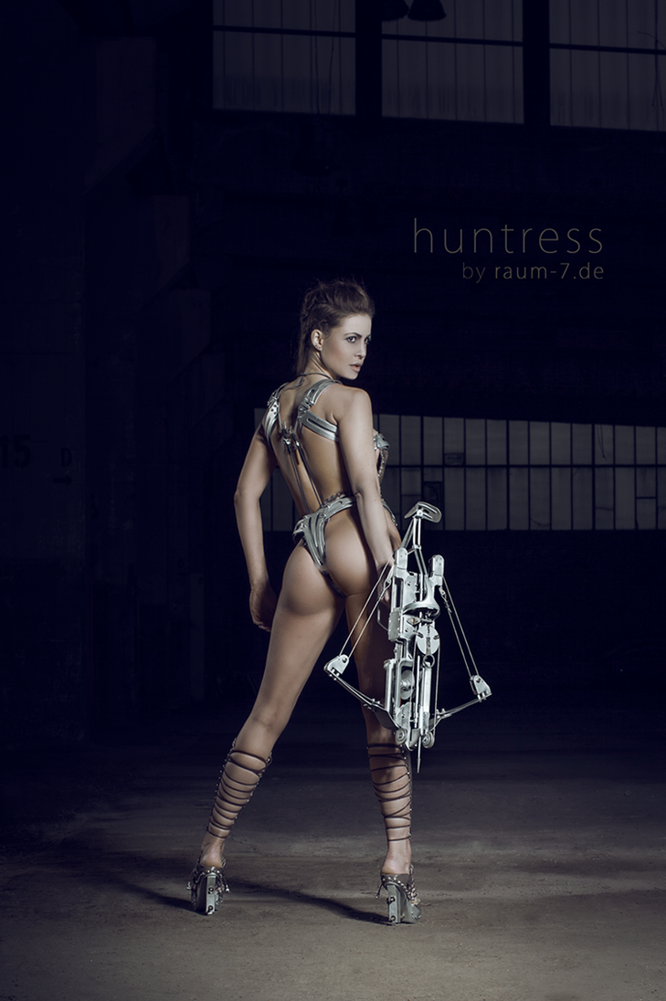 Huntress2 by Polilux