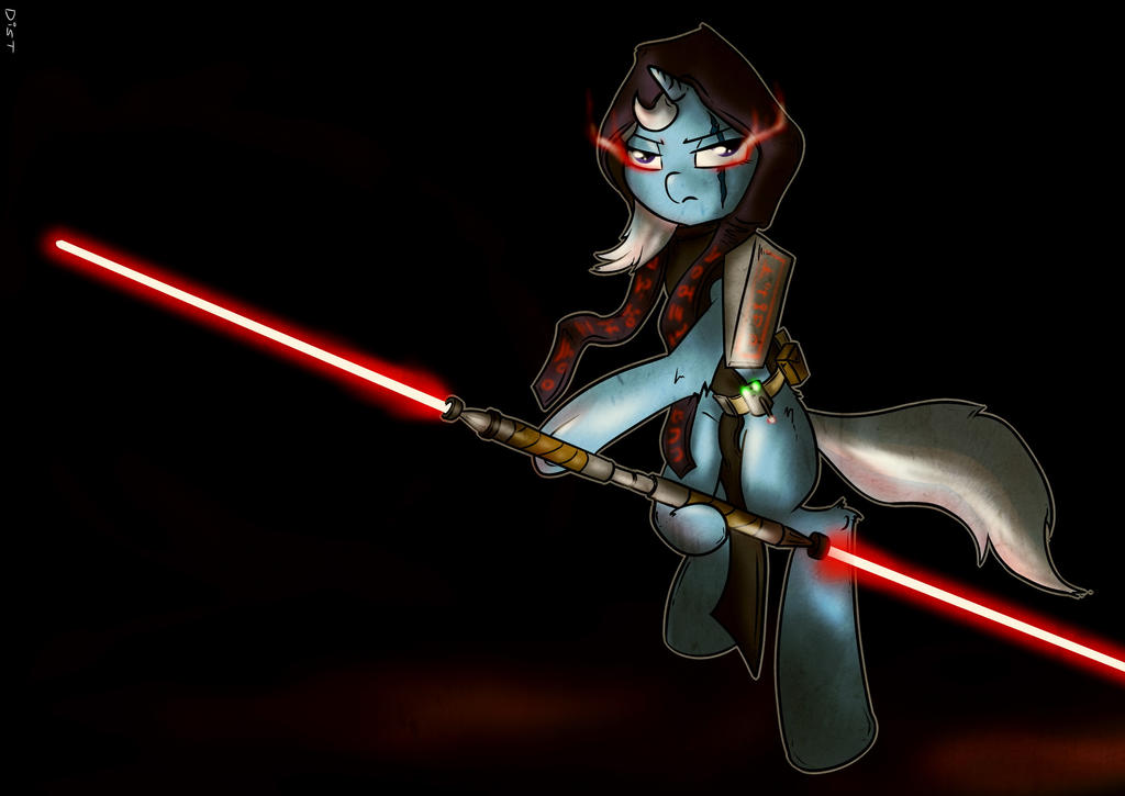 Darth Lulamoon by Distoorted