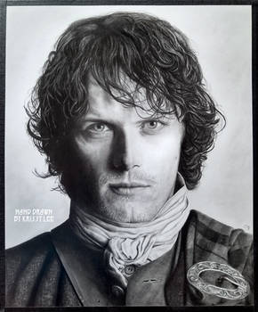 Sam Heughan as Jamie Fraser (Outlander) - Final