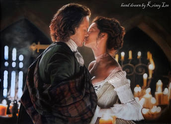 Outlander: The Wedding - FINAL by samhna1