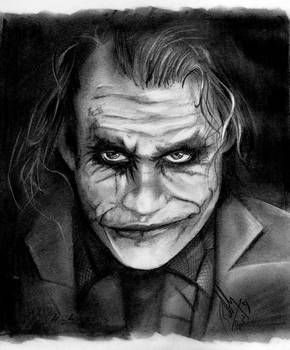 The Dark Knight - Joker