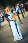 Odette, The Swan Princess Cosplay by mimsrocks