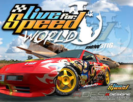 Live For Speed: XRT fantasy by semaca2005