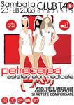 flyer Club TAO - Nurses Party