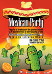 flyer ClubTAO - Mexicans