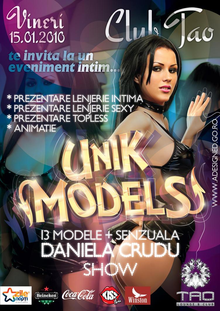 Club TAO - Unik Models SHOW by semaca2005