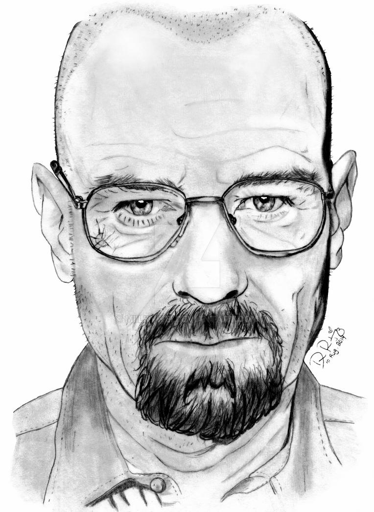 Heisenberg by miilkywei