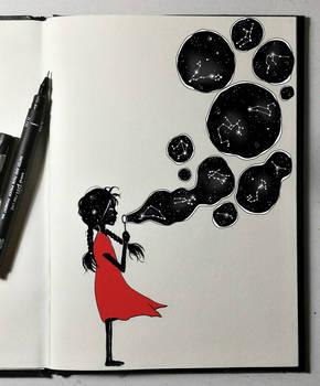 constellation bubbles
