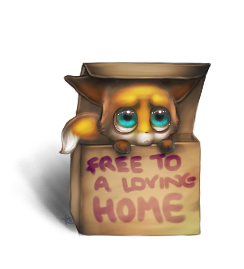 3. Fox in Box by Kattling