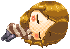 Pixel animation~ Sleepy sleep~ by Kattling