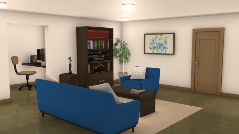 Aki's Apartment 1