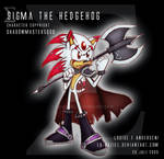 Sigma the Hedgehog