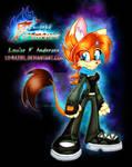 Lou Firemouse in Sega style