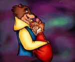 Justin and Mrs Brisby - 2005