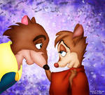 Justin and Mrs Brisby