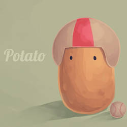 Baseball Potato