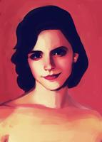 Emma Watson by Skinny-Potato