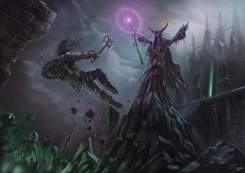 Curse of the Witch Lord by tmza