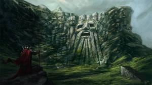 Oracle of white mountain