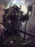 Dragonslayer by tmza