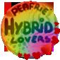 A Peafowl-Friesian Hybrid lovers badge !!! by Shamrocky