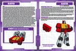 SoD Blaster profile