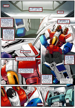 SoD Starscream page 01 ITA