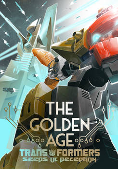 The Transformers - Omega Supreme - Golden Age -V2