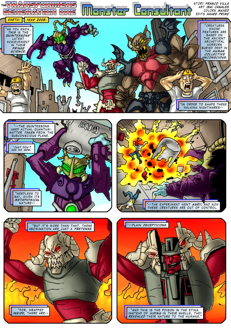 Transformers G1 - Monster Consultant p01 - ENG by M3Gr1ml0ck