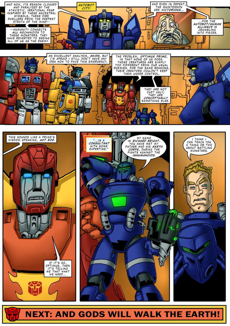 Transformers G1 - Monster Consultant p02 - ENG by M3Gr1ml0ck