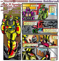 Transformers - Unknown Soldiers 2 by M3Gr1ml0ck