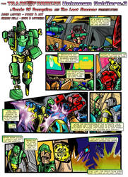 Transformers - Unknown Soldiers 3 by M3Gr1ml0ck