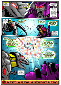 Transformers G1 - Call of the Primitive p05 - ENG