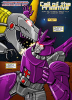 Transformers G1 - Call of the Primitive p01 - ENG by M3Gr1ml0ck