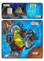 Transformers G1 - Call of the Primitive p02 - ENG by M3Gr1ml0ck
