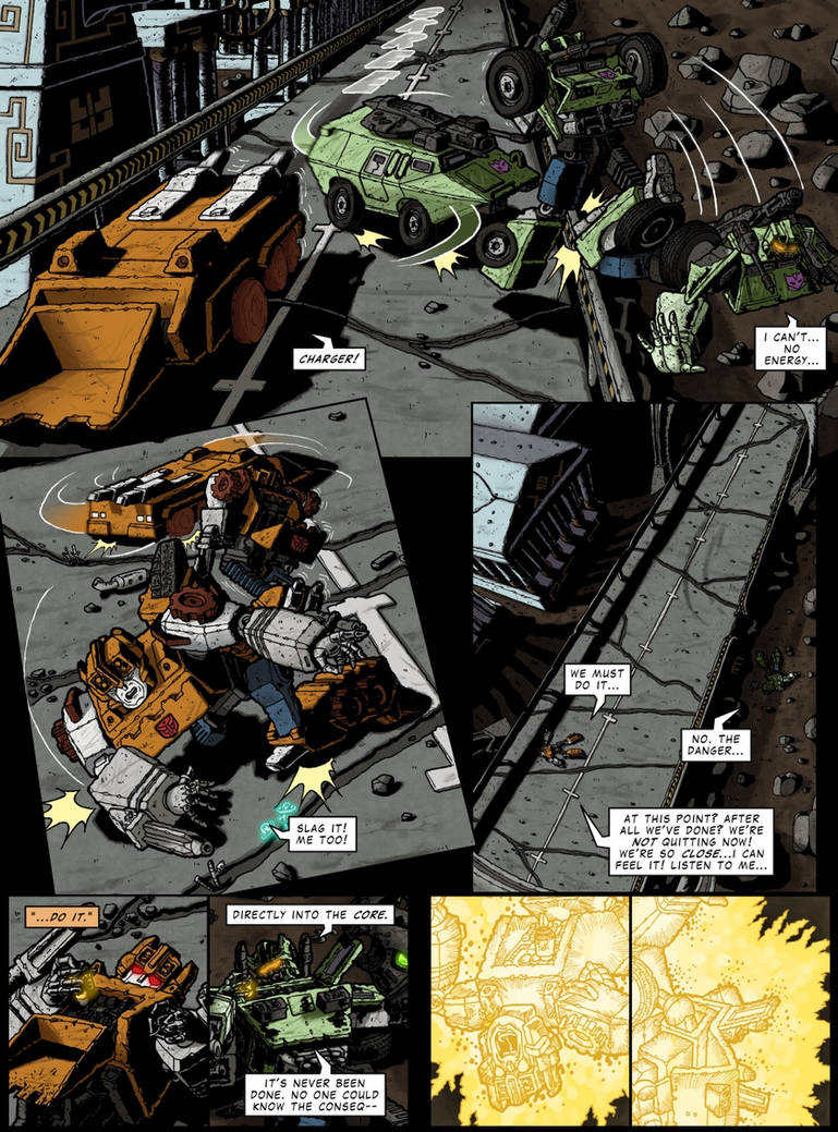 US G1 not-Marvel 78.5 page 4 by M3Gr1ml0ck