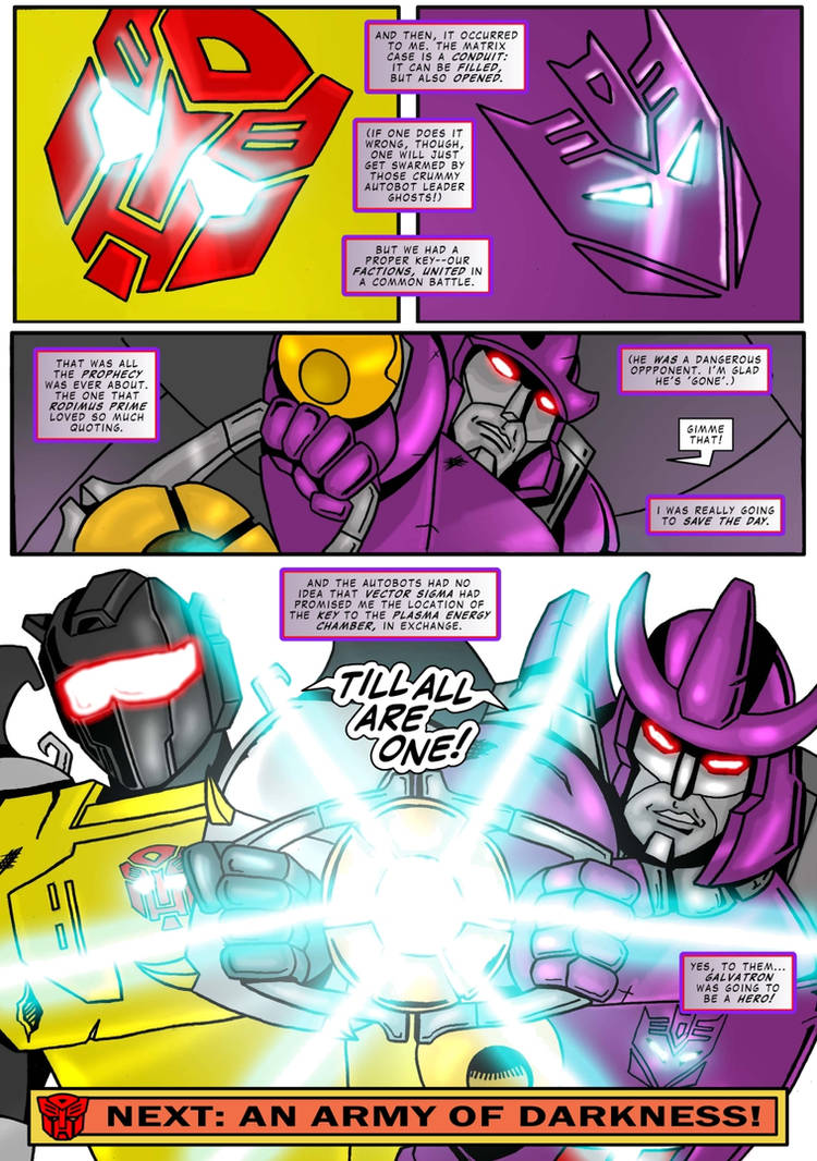 Transformers G1 - A Real Autobot Hero p03 - ENG by M3Gr1ml0ck
