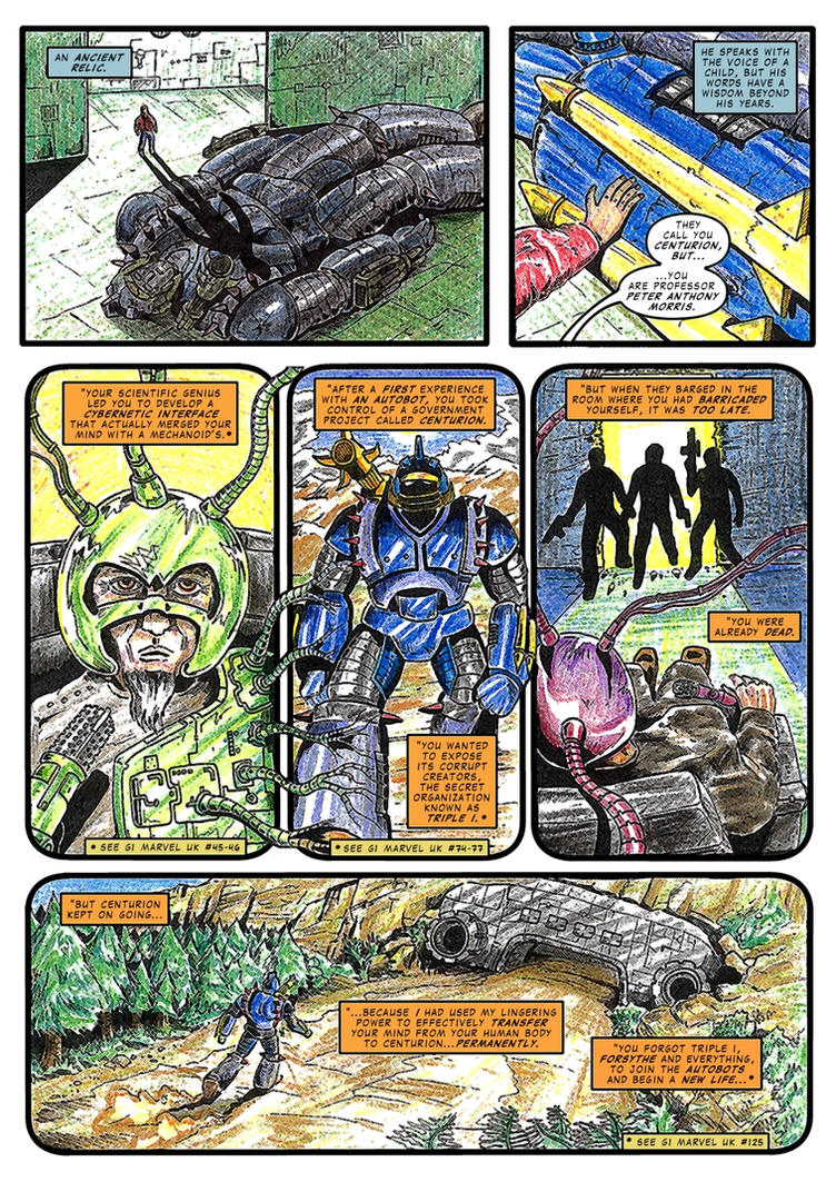 UK G1 not-Marvel 161.5 page 2 by M3Gr1ml0ck