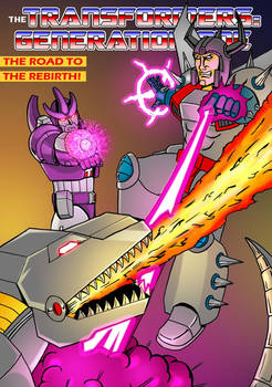 Transformers G1 - The Road to the Rebirth - Cover