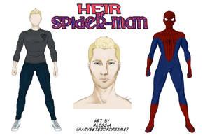 Heir of Spider-Man - Samuel study