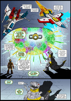 Transformers G1 - An Army Of Darkness p06 - ENG