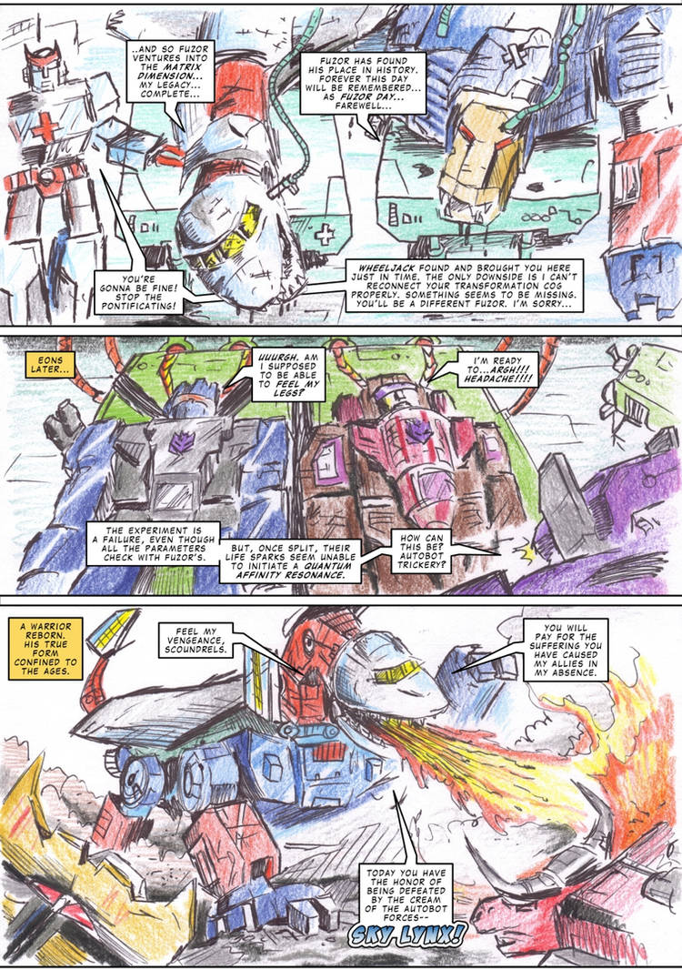 Uk G1 Untold Marvels Annual 2013 page 3 by M3Gr1ml0ck