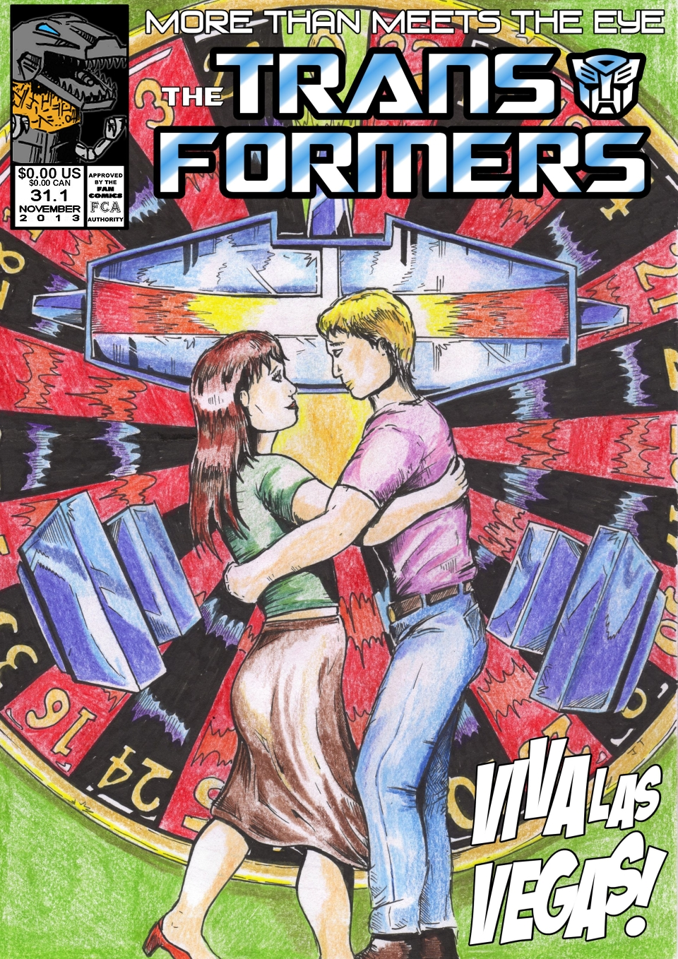 US G1 Untold Marvels 31.1 Casino Of Doom cover A