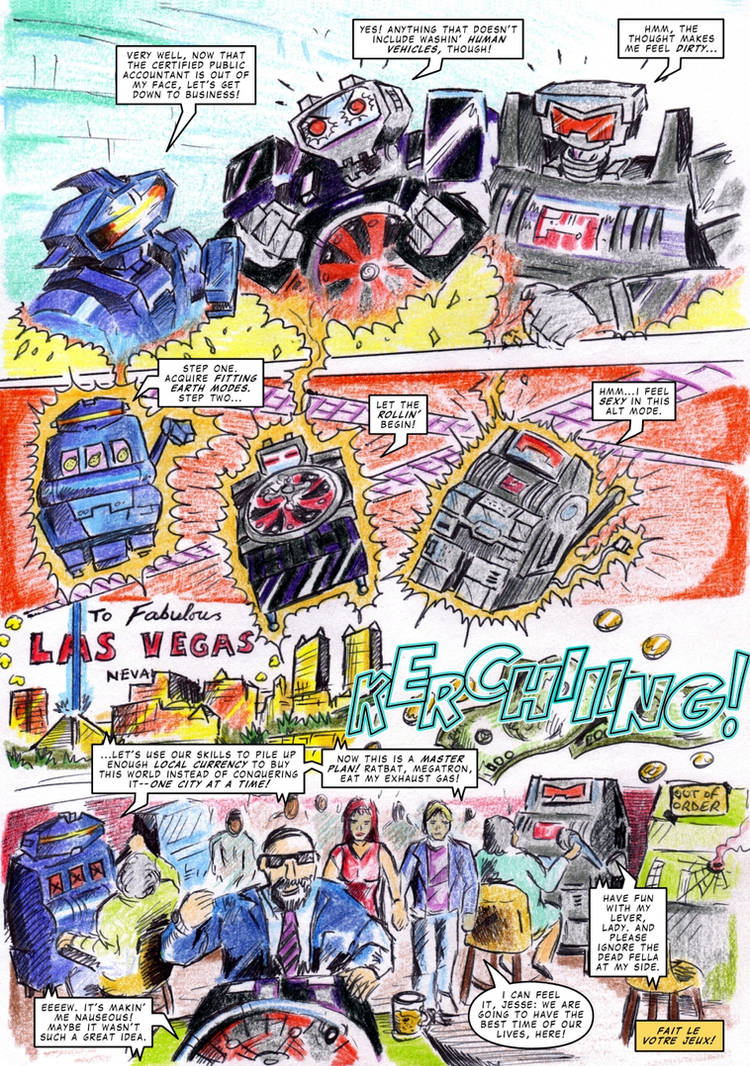 US G1 Untold Marvels 31.1 Casino Of Doom page 3 by M3Gr1ml0ck