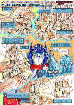 US G1 Untold Marvels 96.1 - Predestined