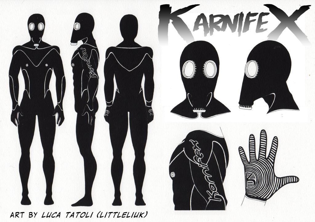 Orka Karnifex - step 2 - by Luca Tatoli by M3Gr1ml0ck