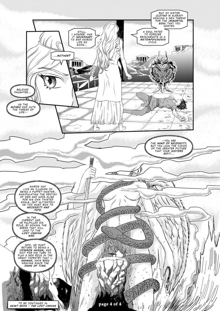 Saint Seiya: the Lost Hour - p4 - Eng by M3Gr1ml0ck