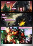 The Transformers - Wrath Of The Ages 6 - p1 - Ita